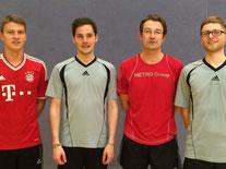 von links: C. Berges, N. Wilke, C. Weustermann, R. Dienemann