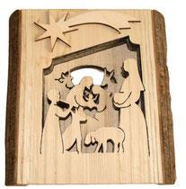 Bild Tannen aus Holz