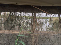 One of our Marsh Photo Blinds