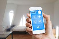 Con i moderni impianti di domotica installati da Master srl di Milano puoi controllare la tua casa da remoto attraverso il tuo smartphone, il tablet o il pc