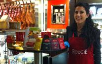 Promotoras de A10 para Foie Rougie en El Corte Inglés y Club del Gourmet