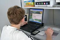 Mit dem Ausfüllen des Online-Spielberichts, hat der Schiedsrichter seine Pflicht vollendet.
