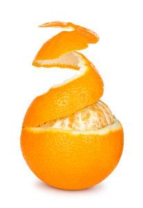 Der Streit um die Orange