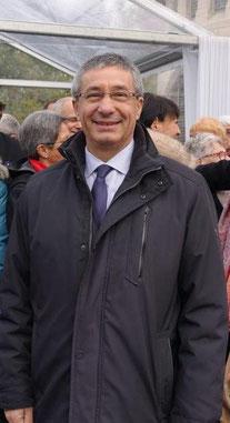 Nicolas Fricoteaux. Photo d'archives.