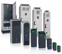 Altivar frequency inverter © Schneider Electric GmbH 2020, All rights reserved