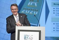 CEO Dr. Jens M. Abend
