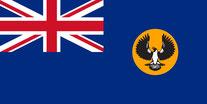 Flagge Bundesstaat South Australia, Australien