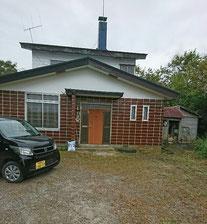 宿泊拠点は北海道仕様の二重窓。