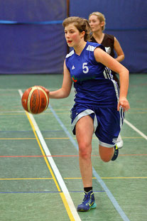 Lea Grissmer will an ihre guten Leistungen in der Damen-Mannschaft anknüpfen. Foto: Gust