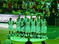 Die deutsche Basketball-Nationalmannschaft