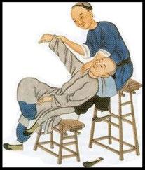 Tui-Na, therapeutische massage
