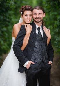 Sonja und Jochen, Trauung auf Burg Abenberg