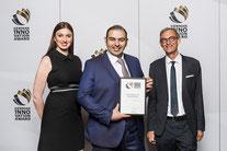 IFF Institut - Gewinner German Innovation Award 2018