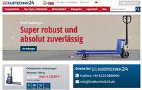 Startseite Hubtechnik24.de