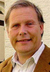 Der Referent am 30.11.2016: Pfarrer Bernd Apel // Foto: Wetterauer Zeitung