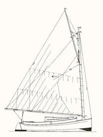 Catboot Chirone von Carlo Sciarelli