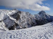 赤岳~横岳