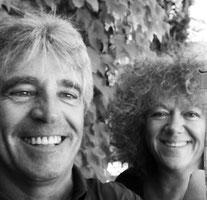©M. et Mme Reussard, créateurs de Capill'O Concepts
