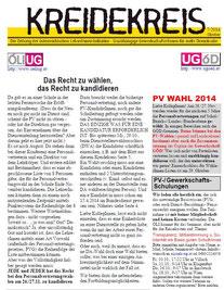 Kreidekreis - die Zeitung der ÖLI-G