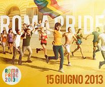 Banner Roma Pride 2013