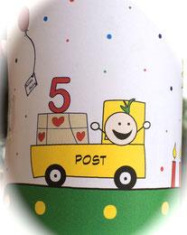 Henkelbecher, Geburtstagstassen, bunte Kaffeebecher, Becher, Mugs, Tassen, Tasse, große Tassen, Teebecher, mytassenland UKo-Art