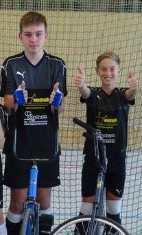 U15: Lukas Loch - Finn Burgbacher