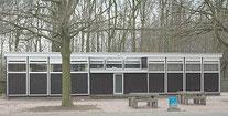 Das SVM Clubheim