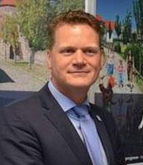 Burgs Bürgermeister Jörg Rehbaum