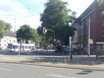Verkehrsknotenpunkt Ückendorfer Platz