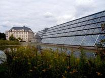 Der Wissenschaftspark  Gelsenkirchen Foto; © W. Müller
