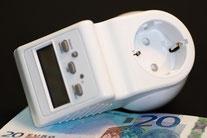 Einsparung von Strom in Haushalt