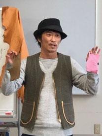 菊地 隆氏