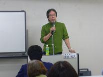 脚本家 原田裕文さん