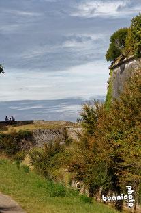 La citadelle du Château d'Oléron - Ile d'Oléron - Béanico-photo