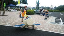 富士吉田市 下浅間馬の祭り