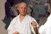Norbert Saul 5.Dan Shotokan Karate