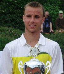 Turniersieger Steffen Dierauf