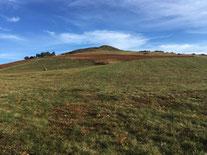 Monts d'ORION par le col d'ORION depuis ORGAMBIDE