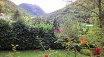 Crête d'Haltzatreguy depuis Urdos
