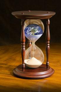 Dieu a programmé son intervention sur Terre son calendrier ne sera pas en retard