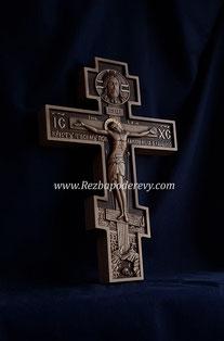 Резной крест купить