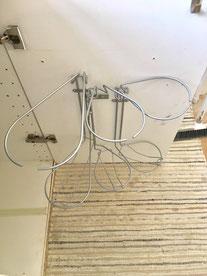 Affaldssorteringssystem til dit køkken. Nu med 3 affaldsstativer på 40 cm køkkenlåge