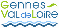 Gennes sur Loire, Commune de 2000 habitants dans le Maine-et-Loire