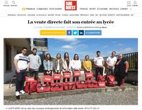 A La Une du journal SUD OUEST : Pyrénées Atlantiques Publié le 09/05/2019 à 3h52 par Belxa.
