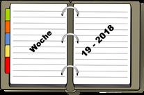 Wochenrückblick KW 19-2018