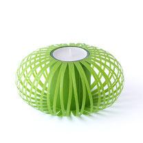 collec, Franziska Aeschimann Faltlicht grün