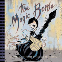 『The Magic Bottle: A BLAB! Storybook』(Fantagraphics, 2006)