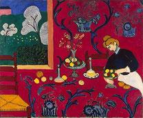 『赤い部屋』(1908年)