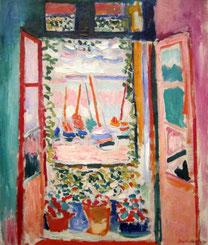 『開いた窓』(1905年)