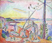 『豪奢、静寂、逸楽』(1904年)